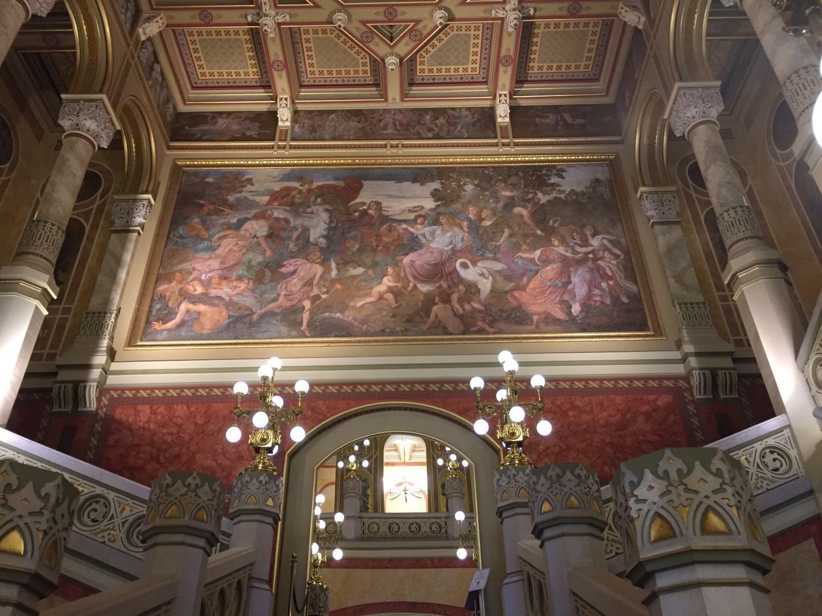 Eingangsbereich Vigado